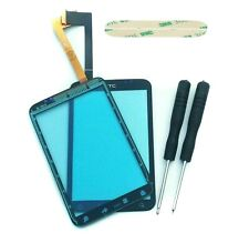 For HTC Wildfire S G13 A510e Touch Screen Digitizer Screen Front Lens Black