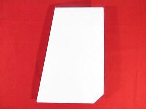 DODGE RAM PROMASTER PW7 Bright White Clear Coat Fuel Filler Door NEW OEM MOPAR