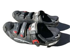 Sidi Dominator 7 Mountain 45 Euro / 10.5 US Men's MTB CX Spin Cycling Bike Shoe