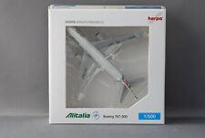 Herpa Wings Alitalia Boeing 767-300, 1:500, #520911 Limited Ed.