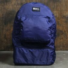 BAIT Lightweight Packable And Detachable Sneaker Nylon Backpack blue