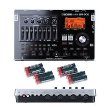 Boss BR-800 Digital Recorder w/ Free 8 Universal Electronics AA Batteries New