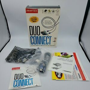 Adaptec Duo Connect Combo Firewire and USB 2.0 Card AUA-3121 kit