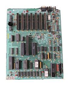 Vintage - Carte Mere Apple IIe  //e ][e 2e PAL **RARE** Testée Fonctionne !