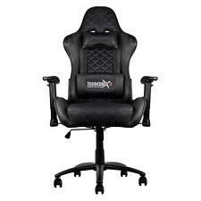 Aerocool Thunder X3 TGC12 Gaming Computer Executive Leather Office Black Chair