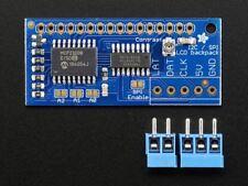 Adafruit i2c / SPI character LCD backpack [ADA292]