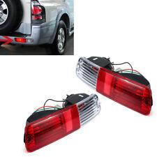 Rear Bumper Fog Light For Mitsubishi Pajero MONTERO Shogun 2003-06 V73 V77 2pcs
