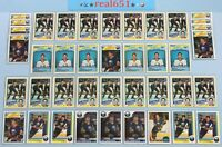 1984 + DAVE ANDREYCHUK Lot x 60 Vintage O-Pee-Chee Topps Rookie Sabres HOF Batch