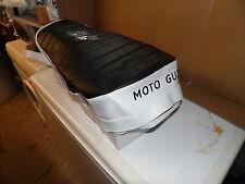 MOTO GUZZI CALIFORNIA 850GT Housse de siège - Nouveau. State Noir ou blanc Lower