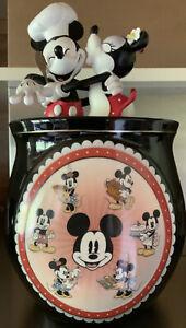 Bradford Exchange - Home Decor Mickey Maus mit Minnie Maus Dose Nr. A145 Wert
