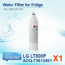 LG ADQ73613401, LT800P GENUINE FRIDGE FILTER
