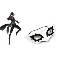 Persona 5 Joker Cosplay Máscara de Utilería de accesorios Headwear  Juguetes