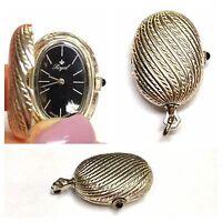 Taschenuhr Royal Kettenuhr Uhr Handaufzug swiss made mit 835 er Silberkette