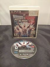 WWE SmackDown vs. Raw 2011 (Sony PlayStation 3 PS3) - Missing Manual - Fast Ship