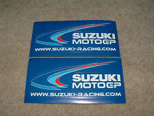 Suzuki MotoGP Stickers Roberts #10 Hopkins #21 GSV-R