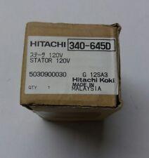 HITACHI 340-645D  STATOR 120V FOR GRINDER