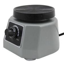 110v Dental Laboratory Equipment Vibrator Oscillator 4 Round Variable Speed