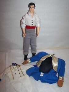 Disney Eric Doll from Little Mermaid Story Extra Fashion Pieces  G 98-4