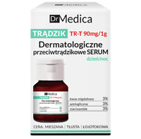 Bielenda Dr Medica Dermatological Anti Acne Face Serum Day Night 30ml