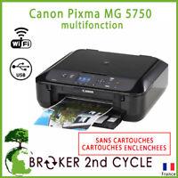 Imprimante Canon Pixma MG 5750 multifonction