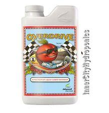 Advanced Nutrients Overdrive Bud Ripener Final Bigger Buds Hydroponics 250ML