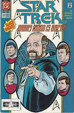 Star Trek Dc Comics 1991 #23 Harry Mudd is back! Weinstein Pucell and Garzon
