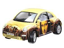 Burago 1/24 VW New Beetle Gioconda Beetlemania 1998 Metal Kit #55421