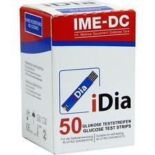 Idia IME-DC GLICEMIA STRISCE TEST 50 ST