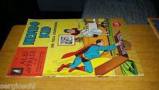 ALBI DEL FALCO-NEMBO KID # 261 - SUPERMAN-MAN OF STEELE - 16 APRILE 1961