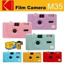 KODAK VINTAGE RETRO CAMERA M35 REUSABLE FILM 35MMWITH FLASH