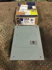 Square D Qo6 12l100df 6 Space 100a Load Center Breaker Box 120240vac 1ph Nib