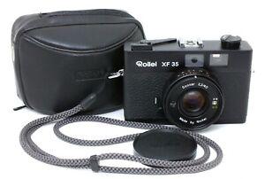 ✮ Rollei XF 35 mit Sonnar 40mm f/2.3 Objektiv & Rangefinder SET// vom Händler!