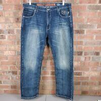 Harley Davidson 40x31 Men's Original Straight Leg Jeans 99030-16VM