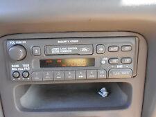 1997 Ford EL Fairmont Sedan V8 Factory Radio & CD Stacker S/N# V6896 BI4065