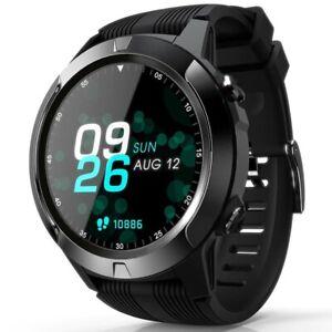 2020 Built-in GPS Smart Watch GSM bluetooth Call Phone Air Pressure Heart Rate B