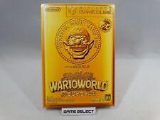 WARIOWORLD WARIO WORLD NINTENDO GAMECUBE IMPORT JP JAP GIAPPONESE ORIGINALE
