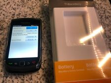 BlackBerry Torch 9800 - 4GB - Black (ROGERS/CHATTER)