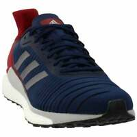 adidas Solar Glide 19  Casual Running  Shoes Navy Mens - Size 8 D