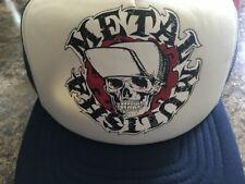 Metal Mulisha PROTO TYPE SAMPLE Trucker Style Hat Gutter Boy