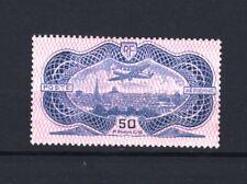 "FRANCE TIMBRE AVION 15 "" CAUDRON SIMOUN 50F BURELAGE ROSE "" NEUF xx TTB R599"