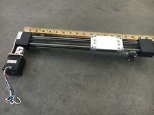 *NEW* Lot of (4) igus Linear Rail Actuators, driveshaft / belt motion