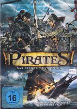 PIRATES + Das Siegel des Königs + DVD + Tolles spannendes Piraten Abenteuer +