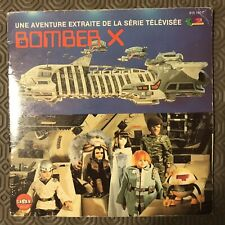 Bomber X Histoire Livre Vinyle LP 45 Tours