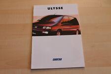 79687) Fiat Ulysse Prospekt 02/1995