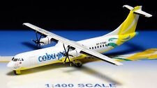 Cebu Pacific ATR 72-600 RP-C7280 Gemini Jets CEB4A72 Scale 1:400