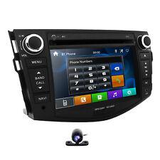 "7"" Toyota RAV4 2006-2012 Car In Dash Stereo GPS NAVI Bluetooth iPod 3G Radio+Cam"