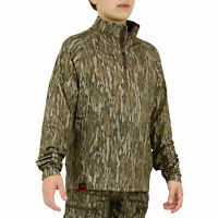 Mossy Oak Youth Hunt Tech 1/4 Zip