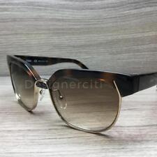 Chloe CE 666S Sunglasses Havana Gold 218 Authentic 57mm
