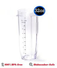 Nutri Ninja 32 Oz. Large Mixing Cup Premium Replacement Part for Ninja Blender