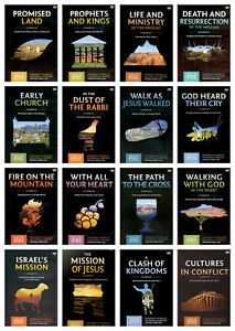 New Faith Lessons 16 DVD That The World May Know Set by with Ray Vander Laan